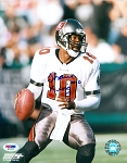 Shaun King Autographed Tampa Bay Buccaneers 8x10 Photo