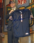 Cade McNown Autographed Chicago Bears 8x10 Photo