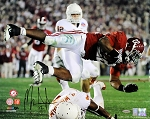 Mark Ingram Autographed Alabama Crimson Tide vs Texas 16x20 Photo