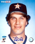 Frank DiPino Autographed Houston Astros 8x10 Photo