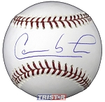 Carlos Lee Autographed Major League Baseball