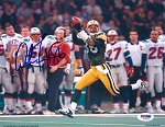 Antonio Freeman Autographed Packers Super Bowl Catch 8x10 Photo