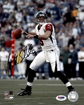 Matt Schaub Autographed Atlanta Falcons 8x10 Photo