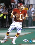 Trent Green Autographed Kansas City Chiefs 8x10 Photo