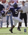 LaDainian Tomlinson Autographed TCU Horned Frogs 8x10 Photo