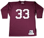 Sammy Baugh Autographed 1947 Washington Redskins M&N Throwback Jersey