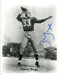 Sammy Baugh Autographed Redskins 8x10 Photo