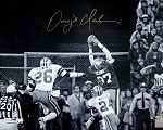 Dwight Clark Autographed San Francisco 49ers 'The Catch' 16x20 Photo