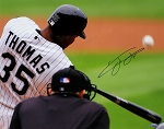 Frank Thomas Autographed Chicago White Sox 16x20 Photo