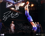 Blake Griffin Autographed Los Angeles Clippers 'In Flight' 16x20 Photo LE