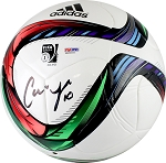 Carli Lloyd Autographed USA 2015 World Cup Soccer Ball