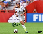 Sydney Leroux Autographed USA 2015 World Cup 8x10 Photo