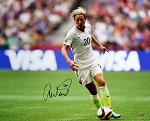Abby Wambach Autographed USA 2015 World Cup 16x20 Photo