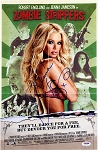 Jenna Jameson Autographed Zombie Strippers 11x17 Movie Poster
