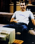 Ed O'Neill Autographed Married with Children Hand In Pants 16x20 Photo