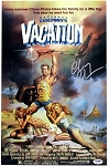 Chevy Chase Autographed Vacation 11x17 Mini Movie Poster