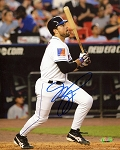 Mike Piazza Autographed New York Mets 8x10 Photo