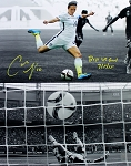 Carli Lloyd Autographed 2015 World Cup 3rd Goal 16x20 Photo Inscribed Best WC Goal