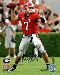 Matthew Stafford Autographed Georgia Bulldogs 8x10 Photo