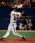 Brad Fullmer Autographed Toronto Blue Jays 8x10 Photo