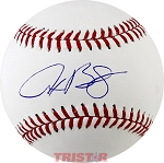 Alex Bregman Autographed Major League Baseball