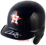 Alex Bregman Autographed Astros Mini Batting Helmet