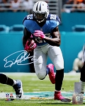 Derrick Henry Autographed Tennessee Titans 8x10 Photo