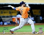 Tyler White Autographed Houston Astros 8x10 Photo Inscribed Great White