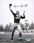 Sammy Baugh Autographed Passing 8x10 Photo