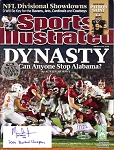 Mark Ingram Autographed Sports Illustrated Magazine Limited Edition