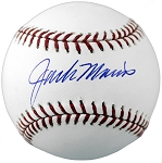 Jack Morris Autographed Major League Baseball