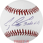Craig Biggio Autographed Major League Baseball Inscribed 3060 Hits