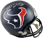 JJ Watt Autographed Houston Texans Full Size Helmet