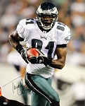 Terrell Owens Autographed Philadelphia Eagles 16x20 Photo