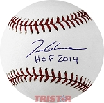 Tom Glavine Autographed Major League Baseball Inscribed HOF 2014