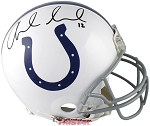 Andrew Luck Autographed Indianapolis Colts Authentic Helmet