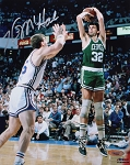 Kevin McHale Autographed Boston Celtics 8x10 Photo