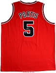 Bobby Portis Autographed Chicago Bulls Custom Jersey