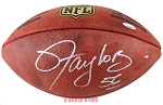 Lawrence Taylor Autographed Official NFL Football