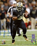 Mark Ingram Autographed New Orleans Saints 8x10 Photo