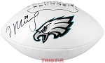 DeMarco Murray Autographed Philadelphia Eagles Logo Football