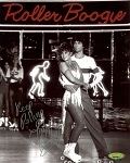 Linda Blair Autographed Roller Boogie 8x10 Photo Inscribed Keep Rolling