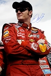Dale Earnhardt Jr. Autographed 20x28 Photo