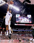 Jahlil Okafor Autographed Duke 2015 Final Four 16x20 Photo