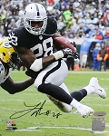 Latavius Murray Autographed Oakland Raiders 8x10 Photo