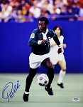 Pele Autographed New York Cosmos 11x14 Photo