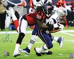 Jadeveon Clowney Autographed Houston Texans 16x20 Photo
