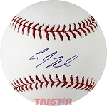 A.J. Reed Autographed Major League Baseball