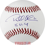 Dallas Keuchel Autographed Official ML Baseball Inscribed 15 AL Cy