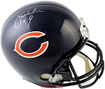 Jim McMahon Autographed Chicago Bears Full Size Replica Helmet